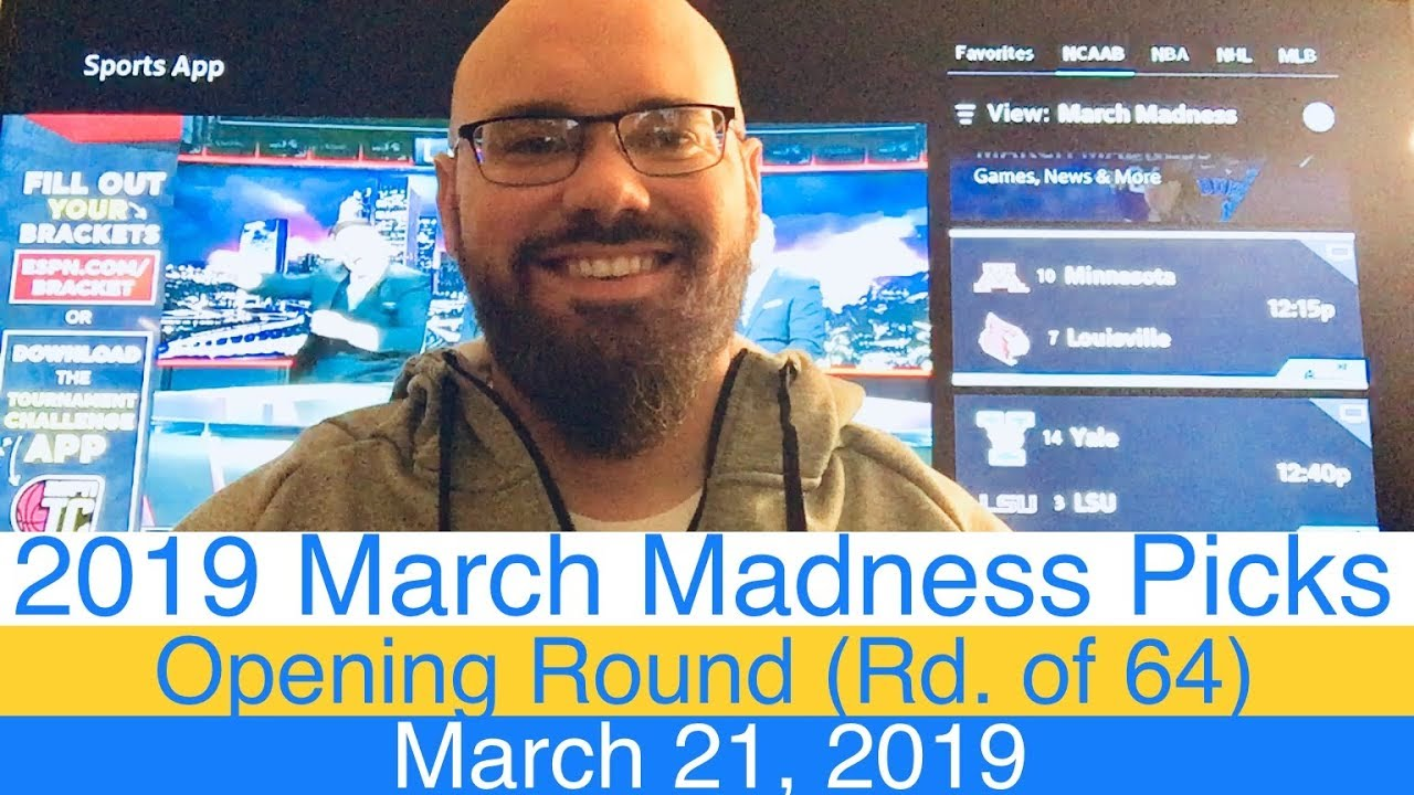 3 21 19 Ncaa March Madness Pick: CBB Picks (3-21-19)