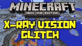 tu33 new minecraft x ray glitch xbox one ps4 find mob spawners easy