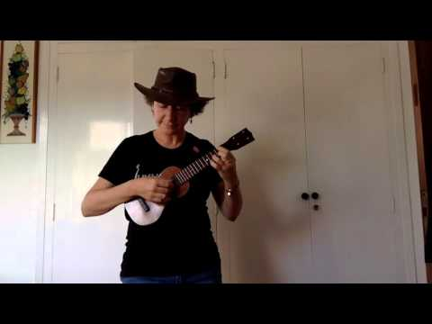 Rondo Rodeo by Gary Ryan (arr. for ukulele)