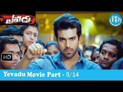 Download Yevadu Movie Part 5/14 - Ram Charan Teja - Shruti Haasan - Kajal Agarwal