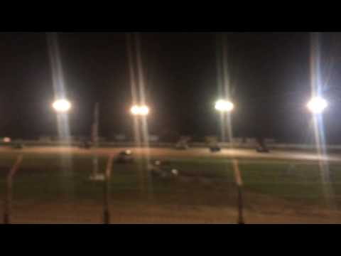 Jackson Slone @ US 24 Speedway 9-17-16 part two