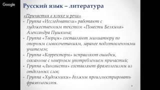 Межпредметные связи на уроках русского языка Рябуха Н  В