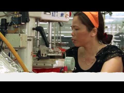 VAUDE - Clothing production in Asia: Fair and Responsible