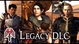 Dragon Age II | Legacy DLC - Anders Romance | Gray Warden Carver