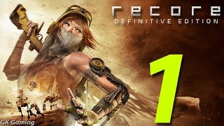 Recore: Definitive Edition - PC Gameplay - (On the Hunt) Ultra / Max / Very High Settings