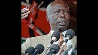President Daniel Arap Moi Leading Other Kenyan in Developments in Machakos
