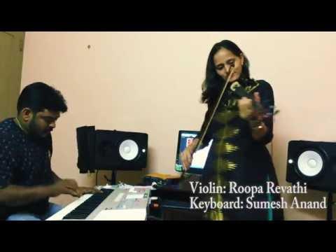 Sree Ragam | Roopa Revathi Violin Medley | Sreekumaran Thampi