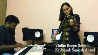 Sree Ragam | Roopa Revathi Violin Medley | Sreekumaran Thampi Hits