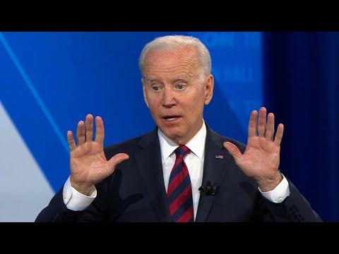 Biden: 'I don't care if you think I'm Satan reincarnated'