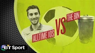 AllTime10s, Football Daily + #5 Mag on Beat the Bin | #BTSChallenge