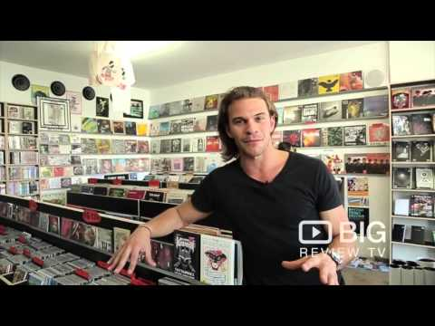 Repressed Records, a Record Store in Sydney for Music Collection or for New Music