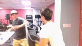 Drew Beats Wesley So Cute!