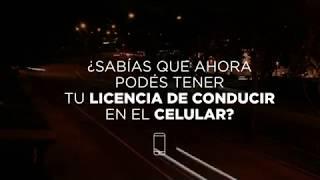 Licencia de Conducir Digital
