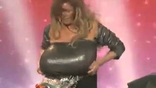 Repeat youtube video World Strongest Breasts (Guinness World Records 2012)