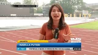 Live Report, Persiapan Closing Ceremony Asian Para Games 2018- IMS