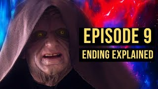 Star Wars Episode 9: The Rise of Skywalker Ending Explained (SPOILERS)