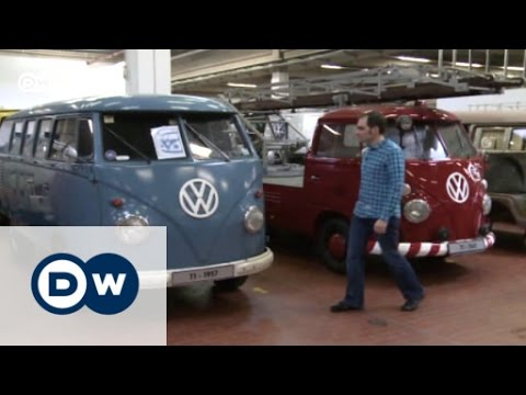 Robust: Sixty years of VW Commercial Vehicles| Drive it!