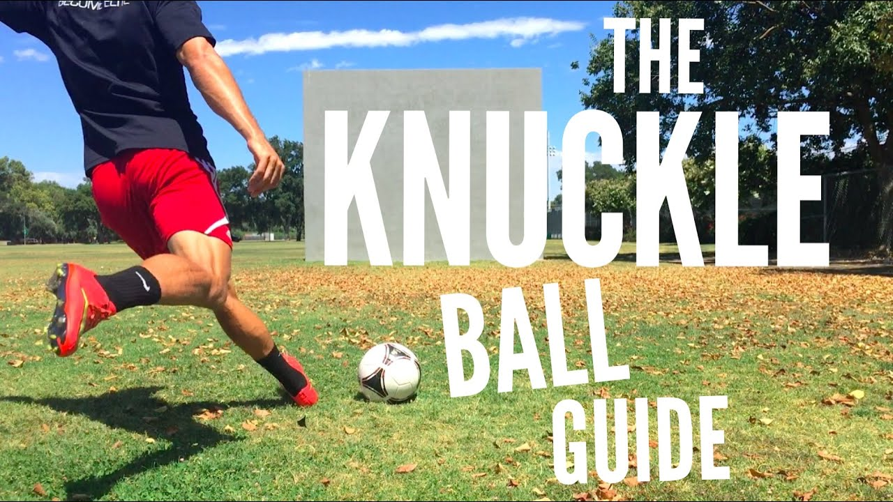 The Ultimate Knuckle Ball Tutorial