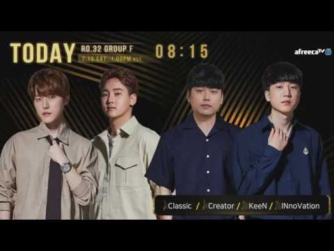 [ENG] 2019 GSL S3 Code S RO32 Group F