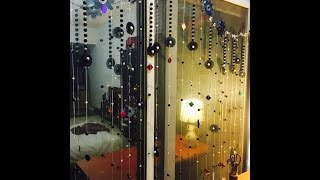 Video DIY curtain with beads download MP3, 3GP, MP4, WEBM, AVI, FLV Agustus 2018