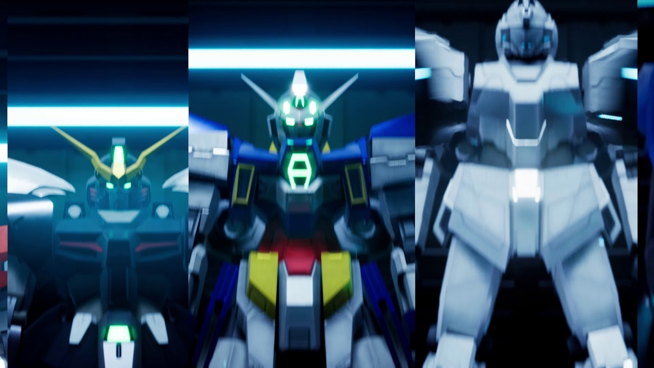 New GUNDAM BREAKER - Launch Trailer | PS4 Video