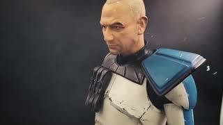 Captain Rex Custom Statue