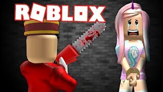 SECUESTRED BY THE HOTEL'S PSICOPATA 😭 ROBLOX - ESCAPE THE HOTEL