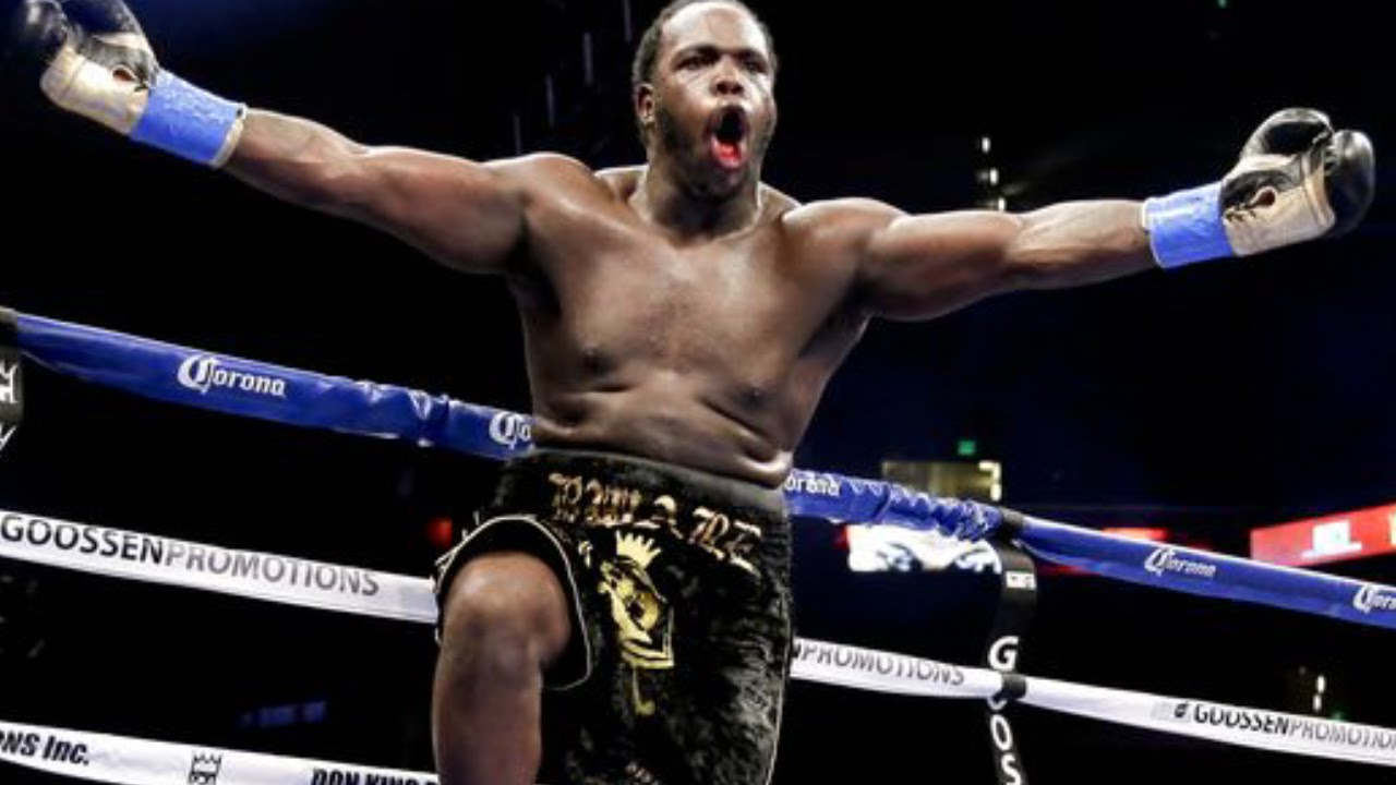Bermane Stiverne Outpoints Deontay Wilder Giving Him First
