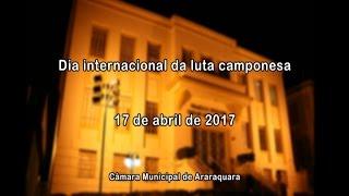 Dia Internacional da Luta Camponesa 17-04-2017