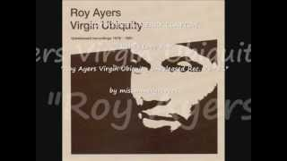 "ROY AYERS & MERRY CLAYTON. ""I Really Love You"".  ""Roy Ayers Virgin Ubiquity Unreleased Rec. 76-81""."