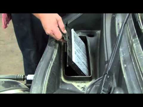 2014 Volvo Fuse Box Caf24003xl Cabin Air Install Cascadia Freightliner Youtube