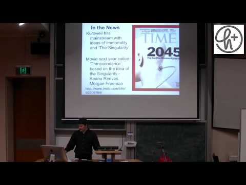 Adam Ford  - Transhumanism - Antecedents & the Future - UMSS