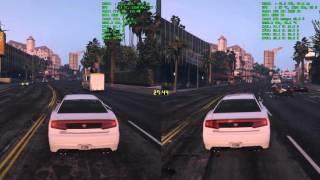 Phenom x4 965 vs i7 4770k + GTX770 - GTA 5