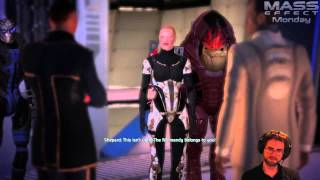 Lobos Plays Mass Effect 1 (Part 1)