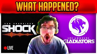 🔴San Francisco Shock vs Los Angeles Gladiators Overwatch League Full Match Review