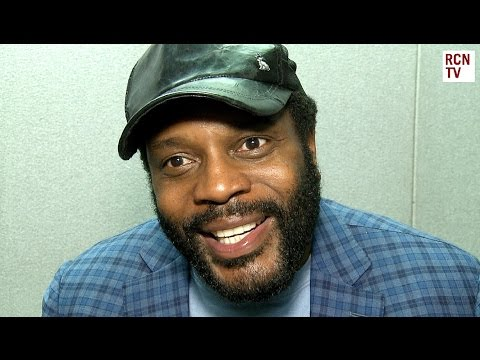 Chad L. Coleman   The Walking Dead & The Expanse