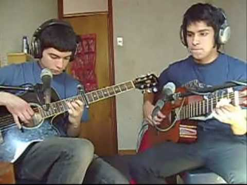 24-25 - Kings Of Convenience (cover)