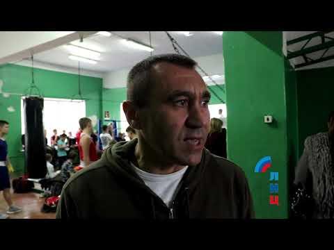 Турнир по боксу собрал в Луганске более 80 спортсменов ЛНР