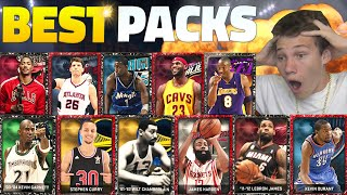 MY BEST PACKS OF NBA 2K15 MONTAGE!!