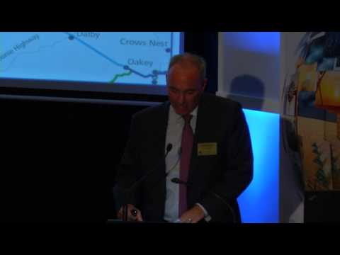Russell Smith: Development of efficient supply chain infrastructure