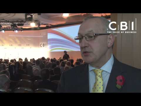CGI president: UK must become a talent-led country