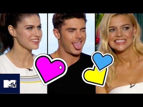 Zac Efron, Alexandra Daddario & The Baywatch Cast Go Speed Dating! 💕 | MTV