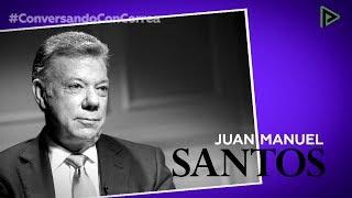 'Conversando con Correa': Juan Manuel Santos