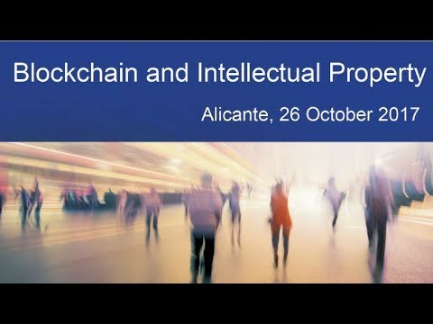 Blockchain and IP |  Marc Kaufman, Chamber of Digital Commerce