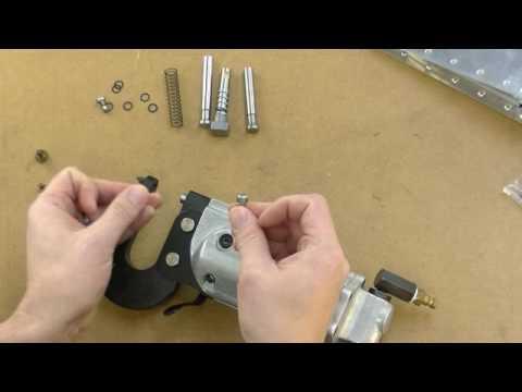 Cleaveland Tool Pneumatic Squeezer FAQ