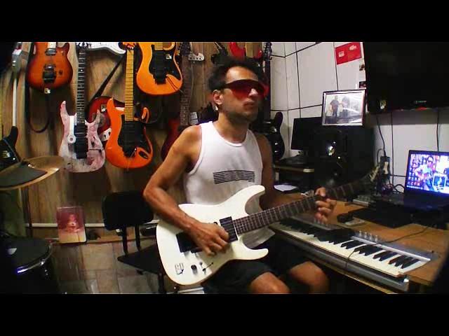 gilneyparson  musica pop II guitarra jackson jdr 94  zoom g5
