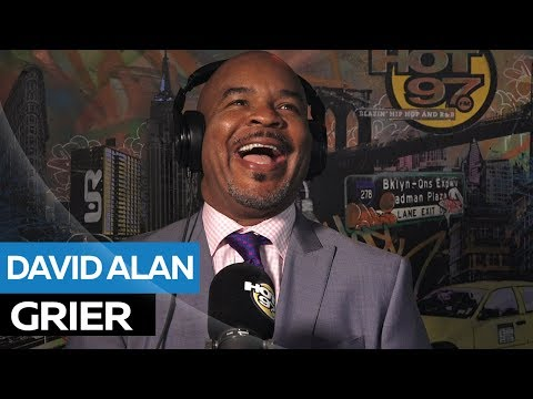 David Alan Grier Tells Classic Hollywood Stories, Relaunching In Living Color & More