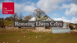 Rescuing Llwyn Celyn: The Inside Story | 2018 Landmark Lecture