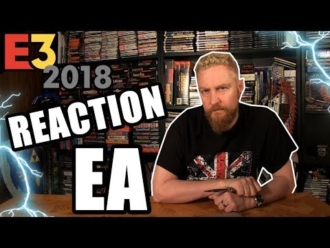 EA CONFERENCE 2018 REACTION! - Happy Console Gamer