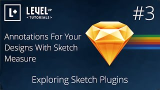 #3 Annotations For Your Designs With Sketch Measure